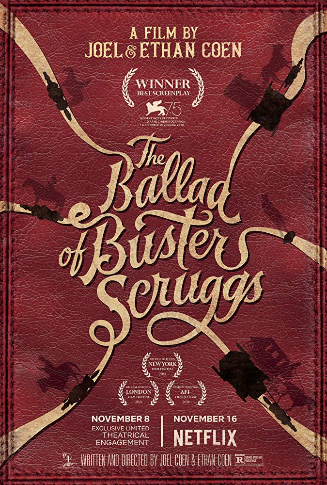 The Ballad Of Buster Scruggs Parents Guide Movie Review Kids