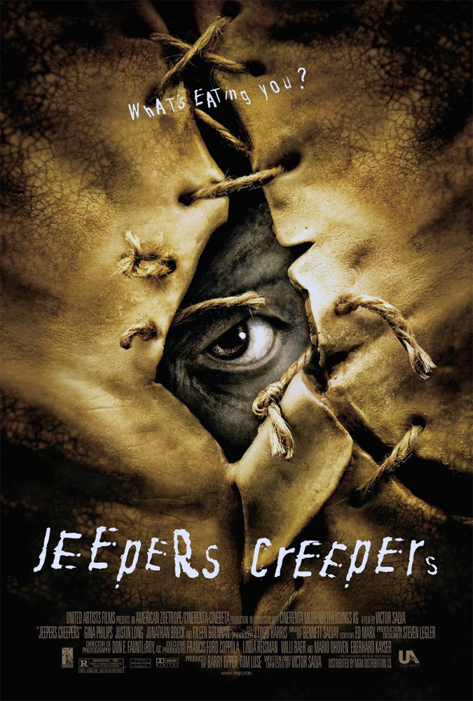 Jeepers Creepers 2001 R 5 9 7 Parents Guide Review