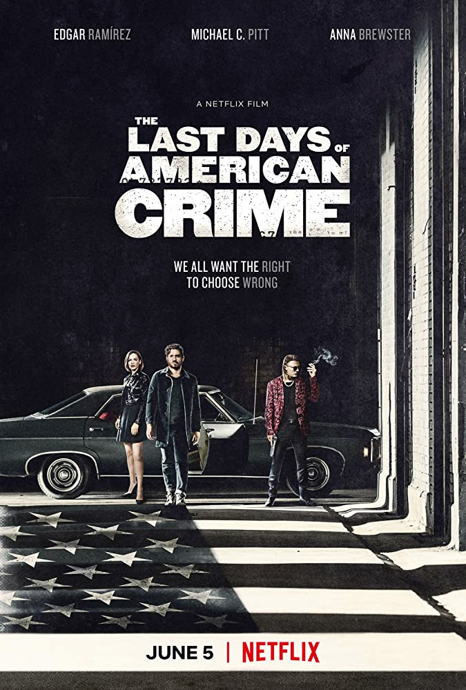 The Last Days Of American Crime Parents Guide Movie Review Kids In Mind Com