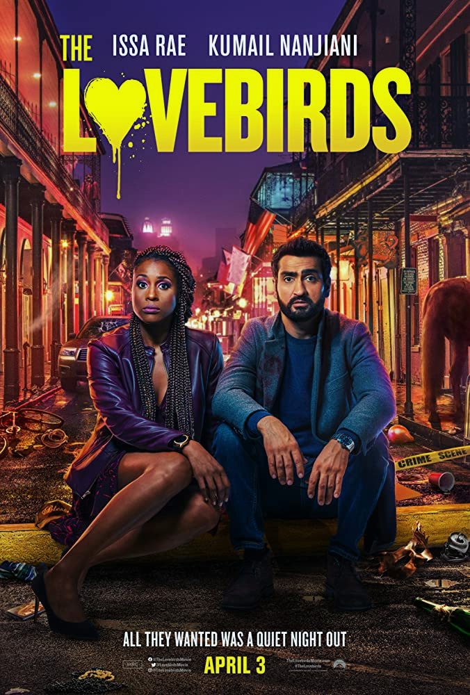 The Lovebirds Parents Guide Movie Review Kids In Mind Com