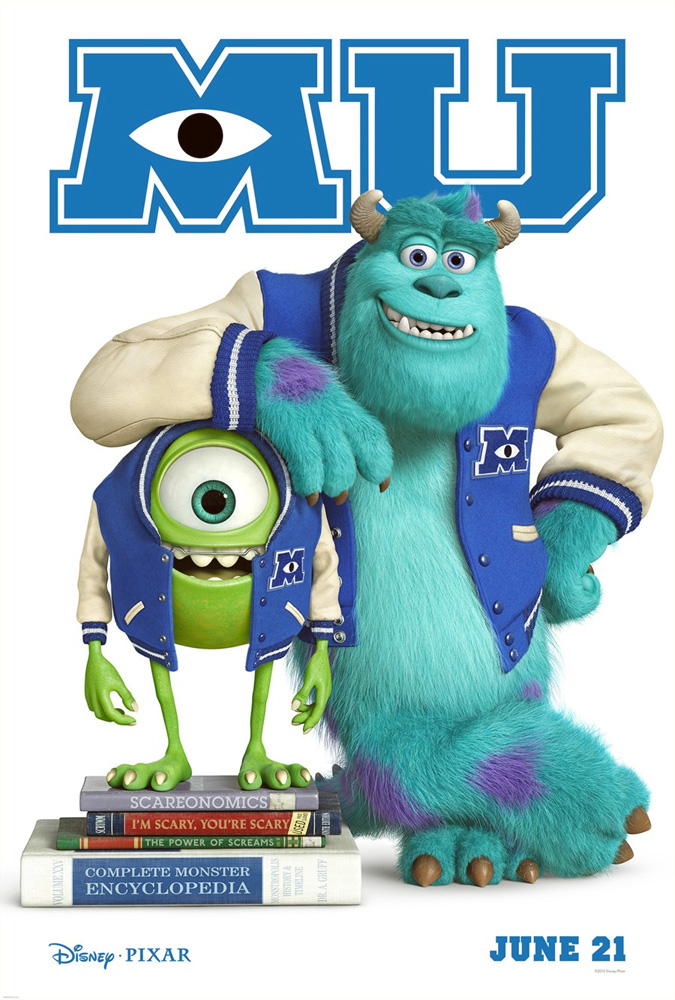Monsters University 2013 G 1 3 1 Parents Guide Review Kids In Mind Com