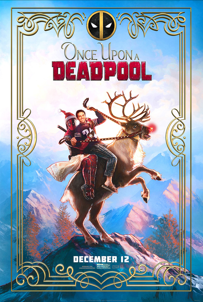 Once Upon A Deadpool Parents Guide Movie Review Kids In Mind Com