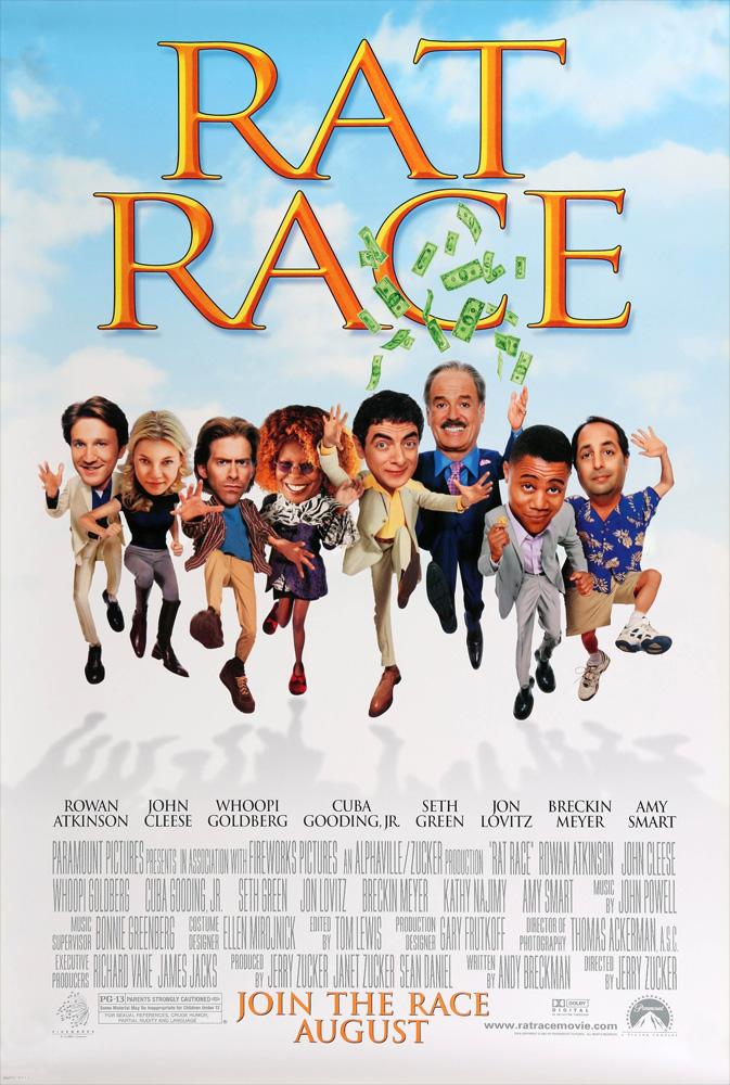 Rat race betting scene kids betting line osu vs michigan state spread