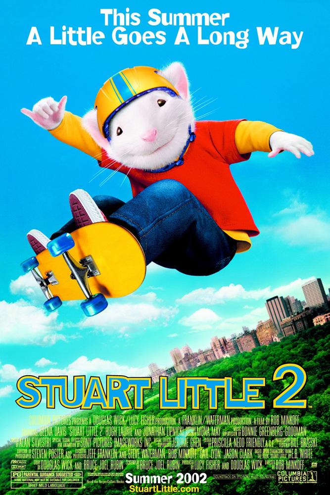 Stuart Little 2 2002 Pg 1 3 1 Parents Guide Review Kids In Mind Com
